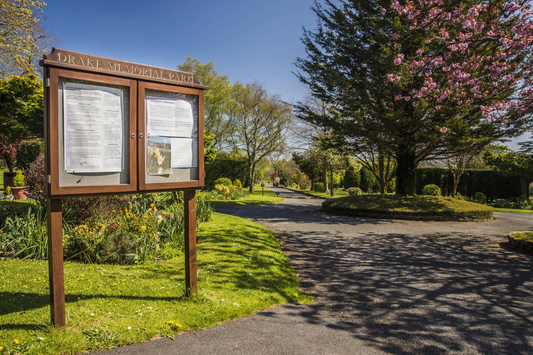 Information for Visitors Banner